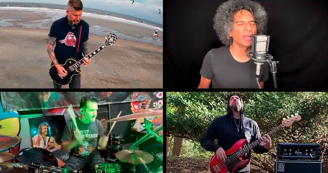 ALICE IN CHAINS, ANTHRAX And MASTODON Members Cover SOUNDGARDEN's 'Rusty Cage' (Video)