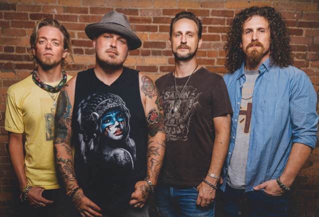 BLACK STONE CHERRY Releases Music Video For New Song 'In Love With The Pain'