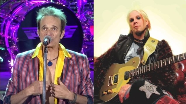 DAVID LEE ROTH Shares Song From His Unreleased Album With JOHN 5