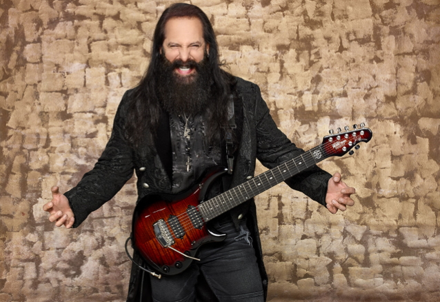 DREAM THEATER's JOHN PETRUCCI On EDDIE VAN HALEN: 'His Influence Globally On The Guitar Community Is Just Unfathomable'