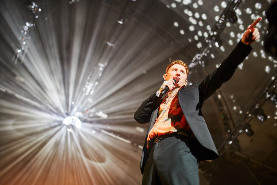 FRANK CARTER & THE RATTLESNAKES To Perform Interactive Live Show
