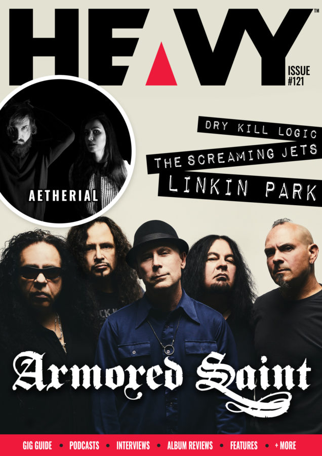 HEAVY Magazine / Digi-Mag Issue #121