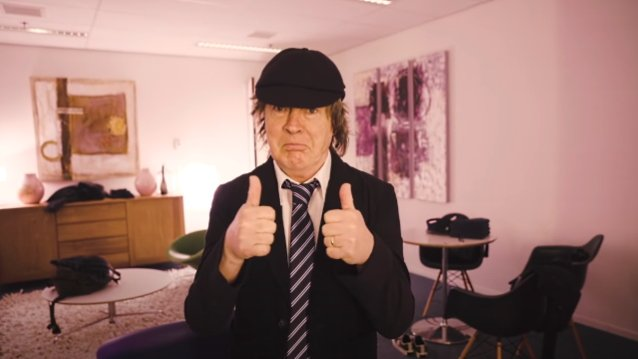 Here Is The Second Trailer For AC/DC's 'Shot In The Dark' Music Video