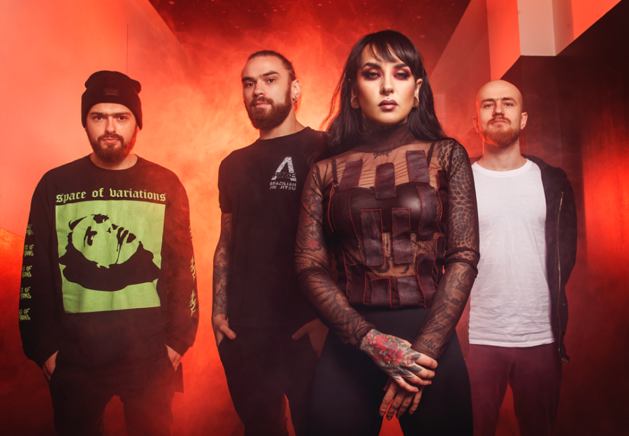 """JINJER With New Video For """"The Prophecy"""""""
