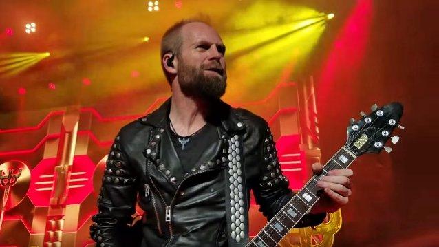 JUDAS PRIEST Producer/Touring Guitarist ANDY SNEAP Says GLENN TIPTON Will Still Be 'A Major Part' Of Band's Next Studio Album