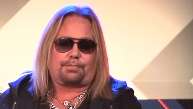 MÖTLEY CRÜE's VINCE NEIL: 'I've Never Gone This Long Without Performing Or Singing In My Entire Life'