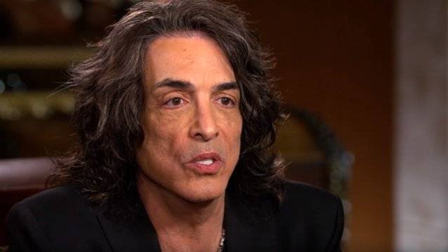 PAUL STANLEY Defends JOE BIDEN After DONALD TRUMP Supporter Asks If Former Vice President Kissing Son Is 'Appropriate'