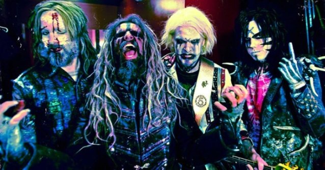 ROB ZOMBIE: First Taste Of New Album To Arrive A Week From Today