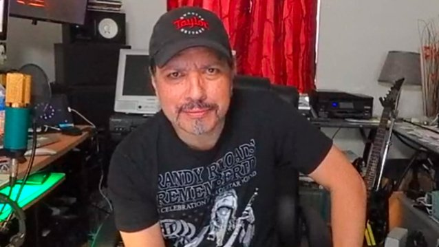 STRYPER's OZ FOX Is 'Back Home Resting' And 'Feeling Much Better' After Suffering Massive Seizure