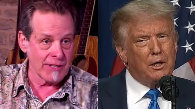 TED NUGENT On DONALD TRUMP: 'I Genuflect At The Altar Of This Great Man'