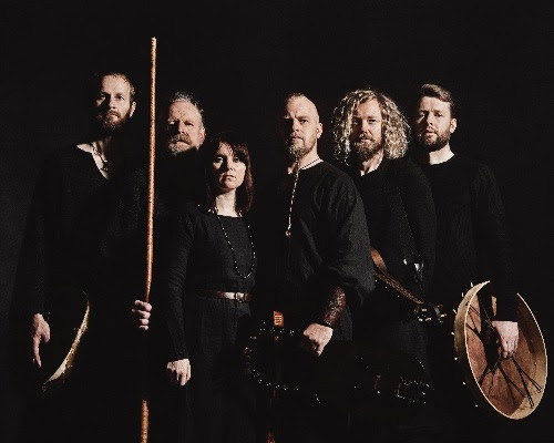 WARDRUNA Release Title Track From Upcoming Album