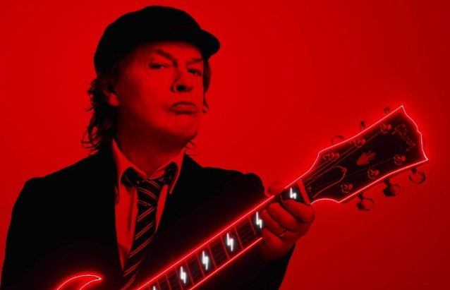 Watch AC/DC's Official Music Video For 'Shot In The Dark'