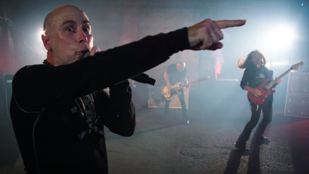 Watch ARMORED SAINT's Music Video For 'Missile To Gun'