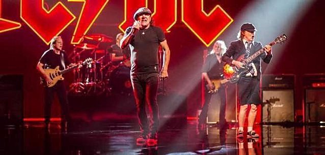 AC/DC: Behind-The-Scenes Footage From Making Of 'Shot In The Dark' Video