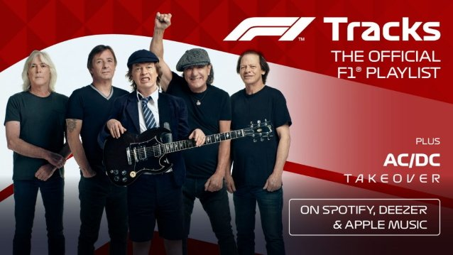 AC/DC To Soundtrack This Weekend's Formula 1 Turkish Grand Prix