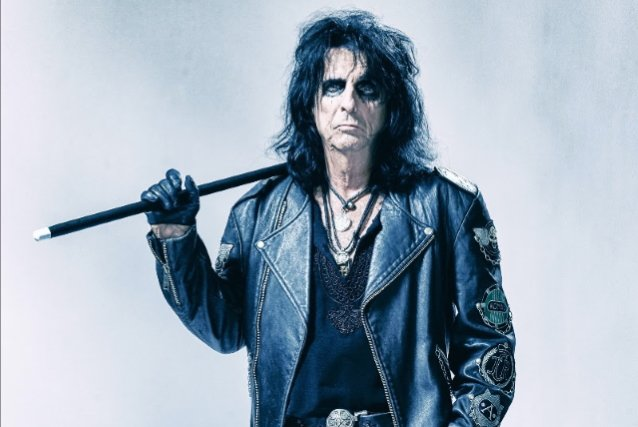 ALICE COOPER To Release 'Detroit Stories' Album In February; Cover Artwork, Track Listing Revealed