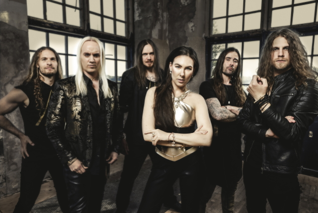 AMARANTHE Releases Music Video For 'BOOM!1'