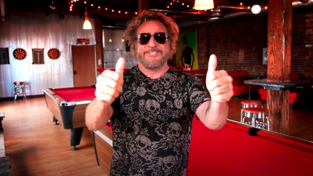 AXS TV Bids Farewell To SAMMY HAGAR's 'Rock & Roll Road Trip' With Hour-Long Series Finale