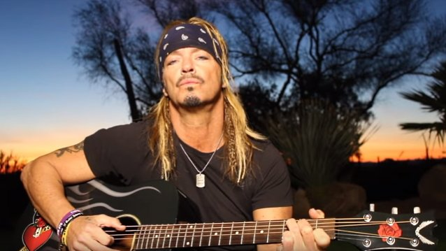BRET MICHAELS Releases Veterans Day Video Message