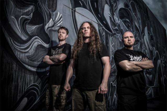 HATE ETERNAL Releases Instrumental Version Of 'Upon Desolate Sands' Album