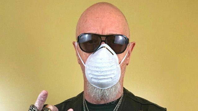 JUDAS PRIEST's ROB HALFORD On Dealing With Coronavirus Pandemic: 'Believe The Scientists'