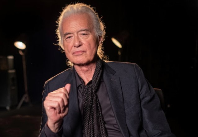 LED ZEPPELIN's JIMMY PAGE Is 'Worried' About Concert Industry In Wake Of Coronavirus Pandemic