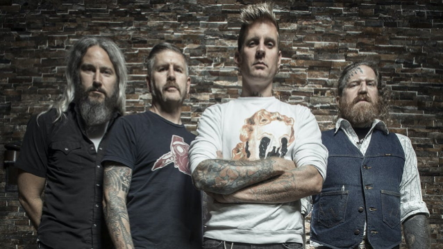 MASTODON Has Demoed 30 Songs For Next Album: 'We Have Way Too Much Material,' Says BRANN DAILOR