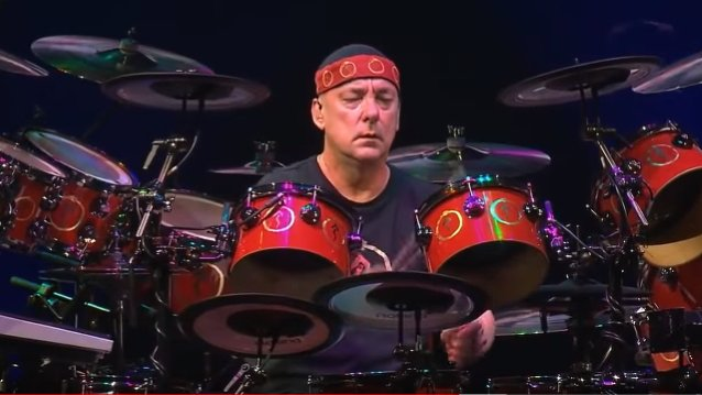 NEIL PEART Drumset Scholarship Announced By HUDSON MUSIC