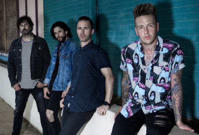 PAPA ROACH Checks In From Studio: 'Live From The Bubble Pt. 2'