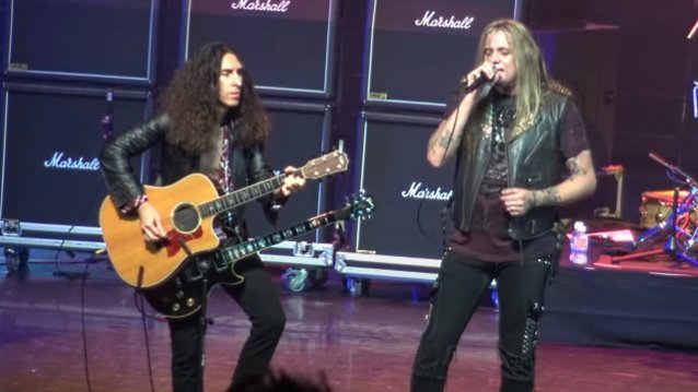 SEBASTIAN BACH's Guitarist BRENT WOODS Diagnosed With Rare Type Of Leukemia