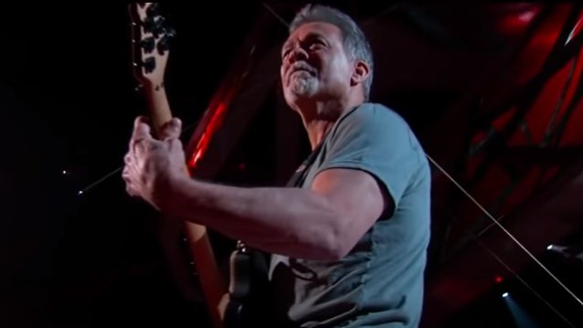 SLASH, KIRK HAMMETT And TOM MORELLO To Pay Tribute To EDDIE VAN HALEN At 2020 ROCK AND ROLL HALL OF FAME Induction Ceremony