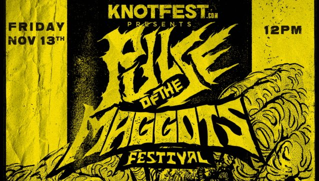 SLIPKNOT's Knotfest.com To Spotlight Up-And-Coming Artists At 'Pulse Of The Maggots Fest'