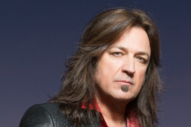 STRYPER's MICHAEL SWEET: Why I Voted For DONALD TRUMP