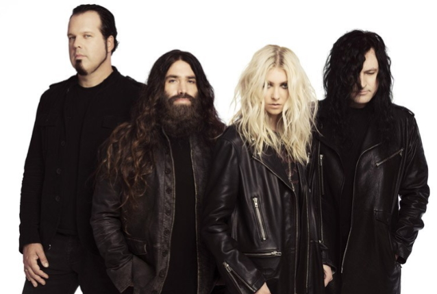 THE PRETTY RECKLESS To Release 'Death By Rock And Roll' Album In February; Artwork, Track Listing Revealed
