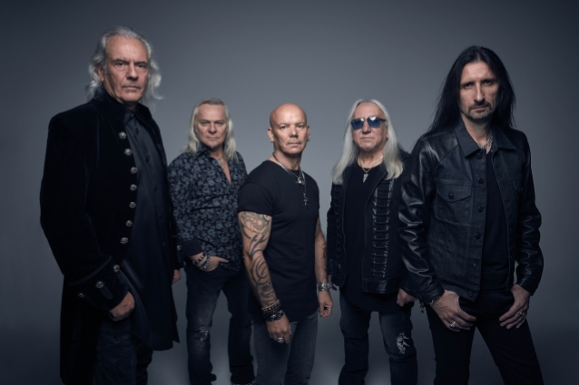 URIAH HEEP's MICK BOX On Hypothetical ROCK AND ROLL HALL OF FAME Induction: 'If It Happens, It Happens'