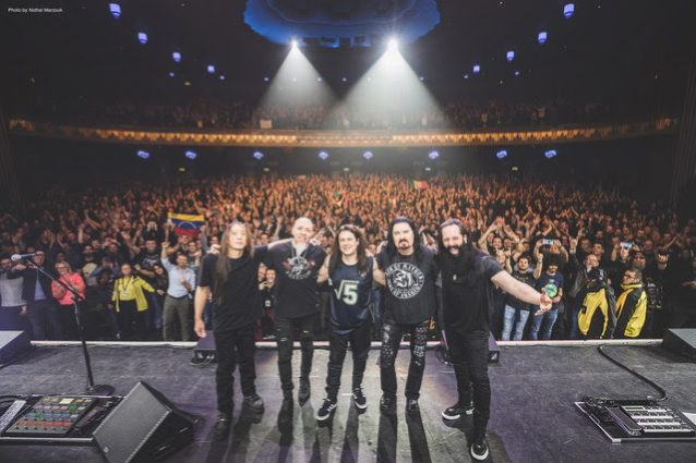 Watch DREAM THEATER Perform 'Fatal Tragedy' From 'Distant Memories - Live In London'