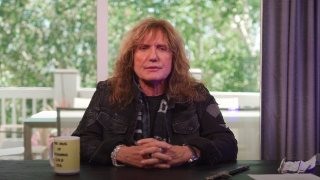 WHITESNAKE Releases Music Video For Remixed Version Of 'Love Will Set You Free' From 'Love Songs' Collection