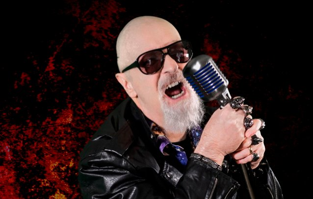 ROB HALFORD Can't Work On New JUDAS PRIEST Music Via ZOOM: 'I'm Old School'