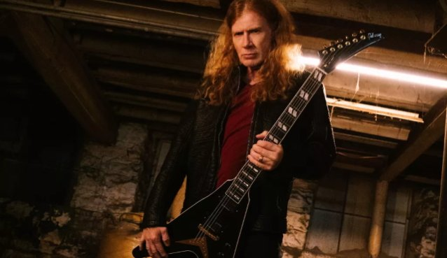 First Look At DAVE MUSTAINE's Signature GIBSON Guitars