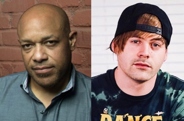 Former KILLSWITCH ENGAGE Singer HOWARD JONES Joins Forces With YouTube Guitar Sensation JARED DINES In SION