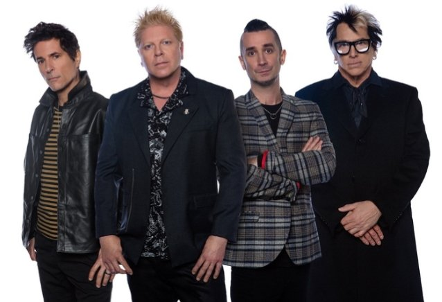 THE OFFSPRING's DEXTER HOLLAND: 'I Don't Consider Us A Political Band'